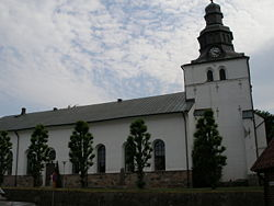 Laholm Church