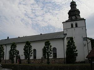 Laholm - Laholm Church
