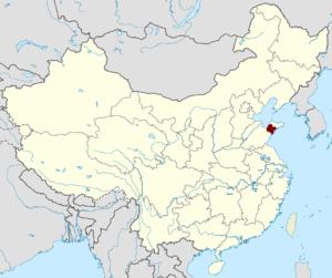 Lai Prefecture - Image: Laiprefecture