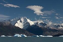 Lake Argentino northern arm Lago Argentino Brazo Norte Patagonia Argentina Luca Galuzzi 2005.JPG