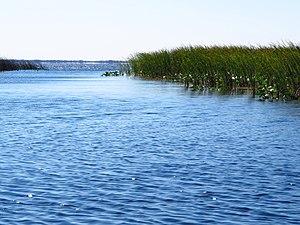 Lake Istokpoga - Image: Lake Istokpoga