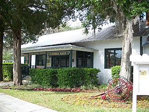 Lake Mary Chamber of Commerce Building - Image: Lake Mary Chamber of Commerce 1