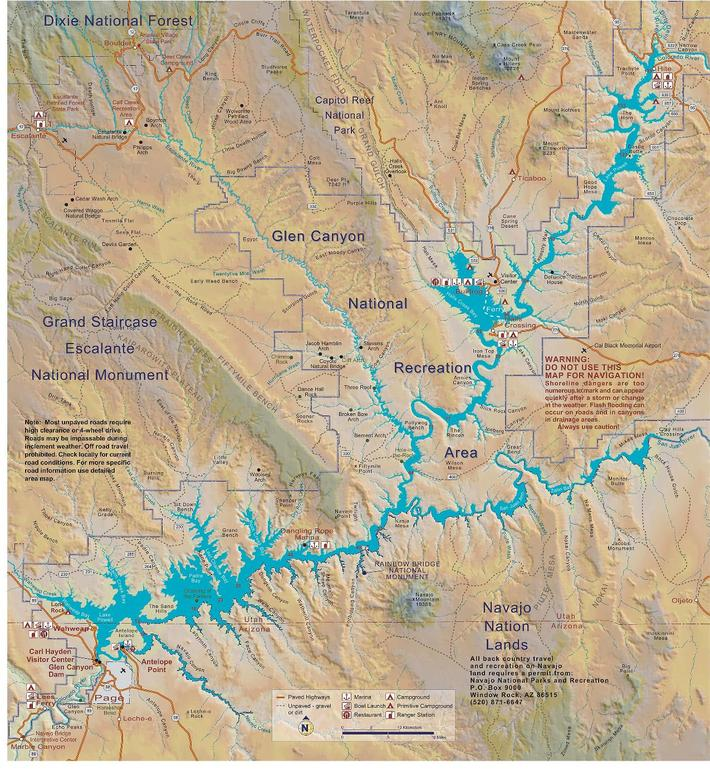 Best Lake Powell Boat Tours