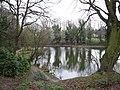 Lake at Braybrooke Recreation Ground - geograph.org.uk - 1776611.jpg