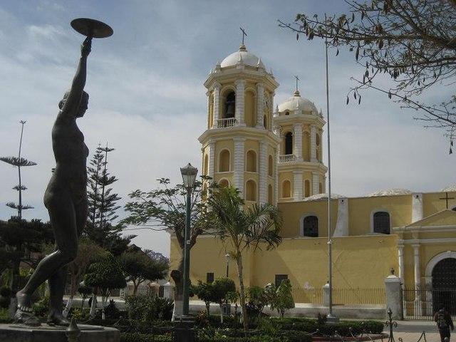 Lambayeque (ville)