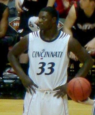 Lance Stephenson - Stephenson playing for Cincinnati in March 2010