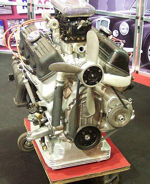V6 engine - Lancia V6
