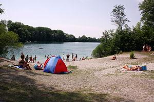 Aubing-Lochhausen-Langwied - Langwieder See