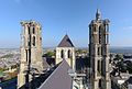 Laon Cathedral East Towers 02.JPG