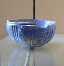 Lapis bowl Iran