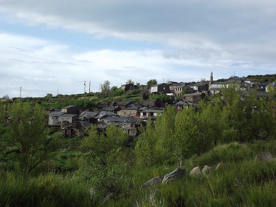 Lardeira, Carballeda de Valdeorras