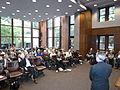 Larry M. Bartels speaking at the Munk School at U of T.jpg