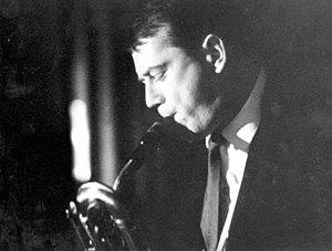 Lars Gullin - Image: Lars Gullin 1964