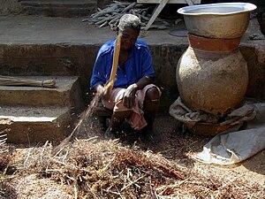 Lama-Kara - Local worker