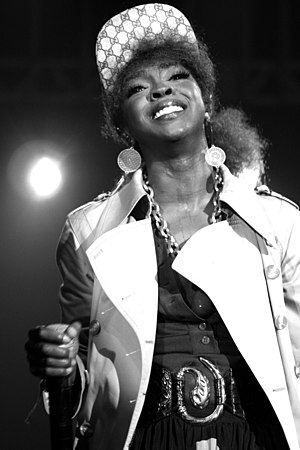 Lauryn Hill - Lauryn Hill performing in Brazil in 2007