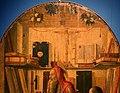 Lazzaro bastiani, san girolamo nello studio col committente saladino ferro, medico, 1475-80 ca. (monopoli, museo diocesano) 02,1.jpg