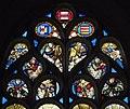 Le Faouët (56) Chapelle Saint-Fiacre Vitrail de Saint-Fiacre 10.JPG