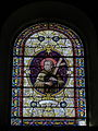 Le Mêle-sur-Sarthe (61) Église Notre-Dame-de-l'Assomption Vitrail 08.JPG