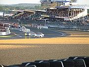 Le Mans 2007 - Dunlop Curve