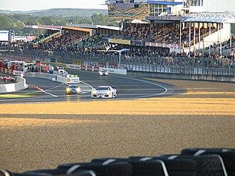 Le Mans - Dunlop Curve