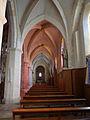 Le collatéral droit - église Saint-Martin de Pouillon.jpg