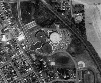Lebanon High School (Pennsylvania) - USGS Aerial Image