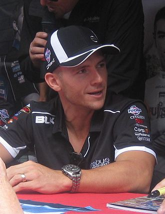 Lee Holdsworth - Lee Holdsworth in 2014