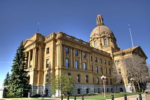 Alberta Legislature Building - Image: Legislature Building Edmonton Alberta Canada 05