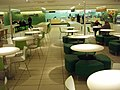 Leigh Delamere cafeteria empty during snowy weather - geograph.org.uk - 1145515.jpg