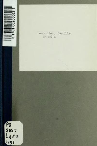 File:Lemonnier-Bahier-Dubois - Un mâle, pièce, 1891.djvu