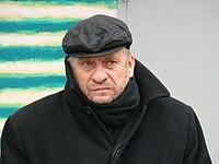 Leon Tarasewicz (Bielsko-Biała, 14 grudnia 2009) 2..JPG