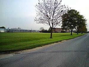 Levington Research Station - Site in April 2009