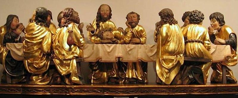 Levoca Last Supper