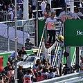 Lewis Hamilton equals Ayrton Senna's pole position record (35455958796).jpg