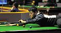 Liang Wenbo at Snooker German Masters (Martin Rulsch) 2014-01-30 04.jpg