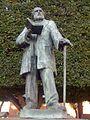 Lic. Ezequiel Montes Ledesma, escultura del maestro Jesús Rodríguez de la Vega (1908-1986).jpg