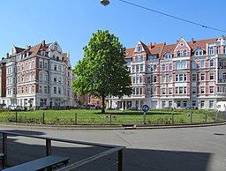 Gartenallee in Hannover