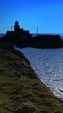 Lighthouse on Rotten Island - geograph.org.uk - 1214797.jpg