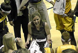 Lindsay Gottlieb - Gottlieb in 2013