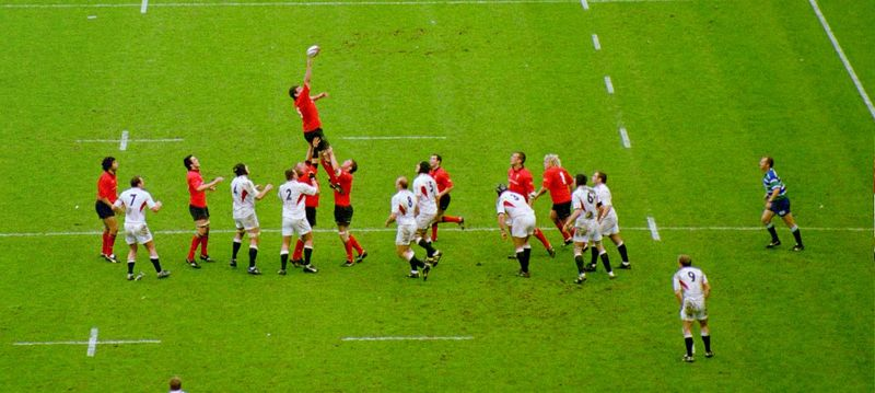 Angleterre-Galles du Tournoi 2004 - Tournoi des Six Nations