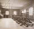 Linggymnastik Gymnastiska Centralinstitutet Stockholm ca 1900 0098.jpg