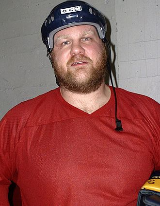 Link Gaetz - Link Gaetz in 2004, as a member of Thetford Mines Prolab