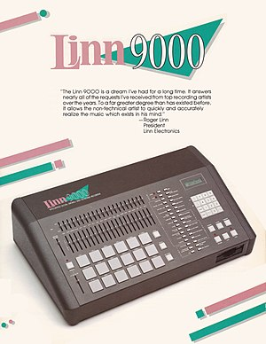 Linn 9000 - Image: Linn 9000 brochure page 1 300dpi 2550 3300