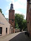 Linnaeustorentje, overblijfsel van Commanderij