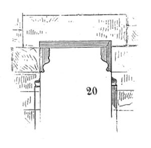 Lintel - Structural lintel