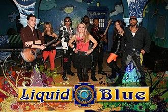 Liquid Blue - Liquid Blue Band