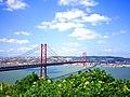 Lisboa - Puente 25 de Abril - panoramio.jpg