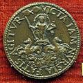 Lisippo il giovane, medaglia di giovanni alvise toscani e nettuno (verso).JPG