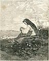 Litoŭskaja dziaŭčyna. Літоўская дзяўчына (1882).jpg