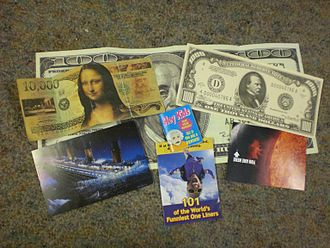 Ray Comfort - Gospel tracts produced by Ray Comfort's ministry, Living Waters